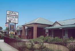 Tanjil Motor Inn - Accommodation Coffs Harbour