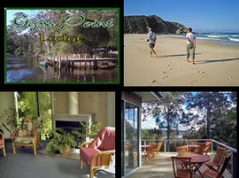 Gipsy Point Lodge - Accommodation Coffs Harbour