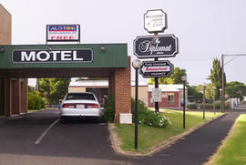 The Diplomat Motel - Accommodation Coffs Harbour