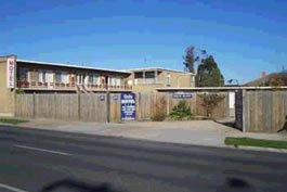 Sale Motel - Accommodation Coffs Harbour