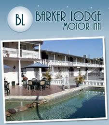 Barker Lodge Motor Inn - Accommodation Coffs Harbour