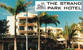 Strand Park Hotel - Accommodation Coffs Harbour