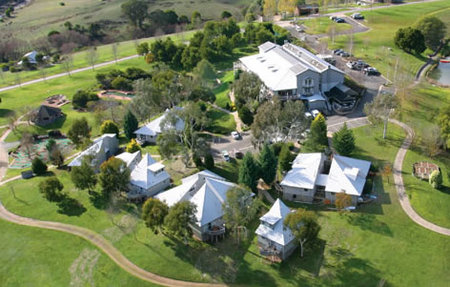 Pinnacle Valley Resort - Accommodation Coffs Harbour
