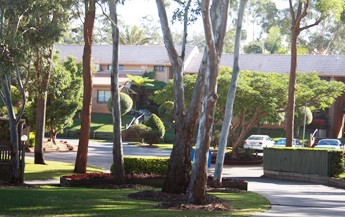 Comfort Inn  Suites Robertson Gardens - Accommodation Coffs Harbour