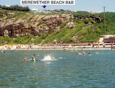 Merewether Beach B And B - Accommodation Coffs Harbour