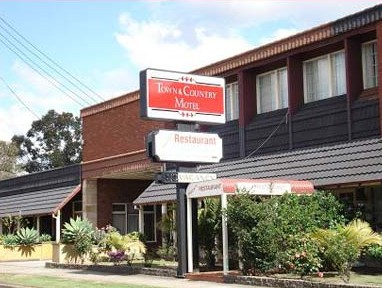Town  Country Motel - Accommodation Coffs Harbour