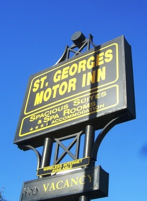 St Georges Motor Inn - Accommodation Coffs Harbour