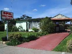 Stratford Motel - Accommodation Coffs Harbour