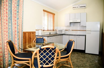 Dunleith Tourist Park - Accommodation Coffs Harbour