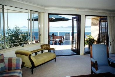 The Mitchells Waterfront B  B - Accommodation Coffs Harbour