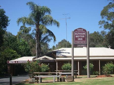 Eltham Motor Inn - Accommodation Coffs Harbour