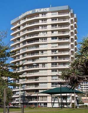 Rainbow Place Holiday Apartments - Accommodation Coffs Harbour