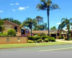 Jacaranda Place Motor Inn - Accommodation Coffs Harbour