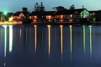 Clan Lakeside Lodge - Accommodation Coffs Harbour
