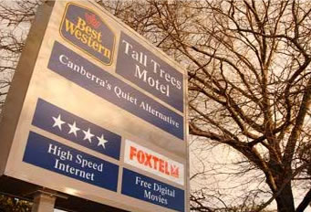 Best Western Tall Trees Motel - Accommodation Coffs Harbour