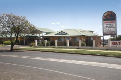 Across Country Motor Inn - Accommodation Coffs Harbour