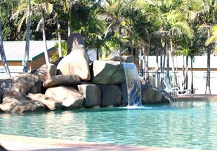 Merry Beach Caravan Park - Accommodation Coffs Harbour