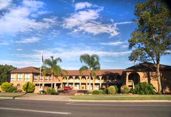 Cumberland Motor Inn - Accommodation Coffs Harbour