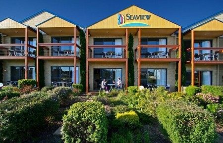 Seaview Motel  Apartments - Accommodation Coffs Harbour