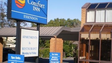 Comfort Inn  Suites Essendon
