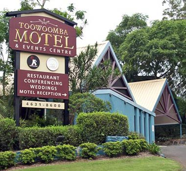 Toowoomba Motel - Accommodation Coffs Harbour