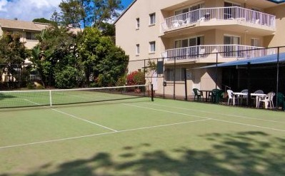 Paradise Grove Holiday Apartments - Accommodation Coffs Harbour