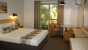 Colonial Village Motel - Accommodation Coffs Harbour