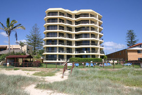 Spindrift On The Beach - Accommodation Coffs Harbour