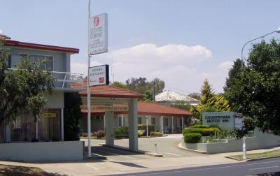 Country Comfort Cowra Countryman Motor Inn - Accommodation Coffs Harbour