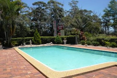 Beerwah Glasshouse Mountains Motel - Accommodation Coffs Harbour
