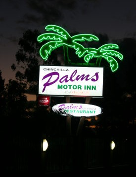 Chinchilla Palms Motor Inn - Accommodation Coffs Harbour