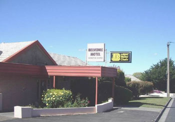Belvedere Motel - Accommodation Coffs Harbour