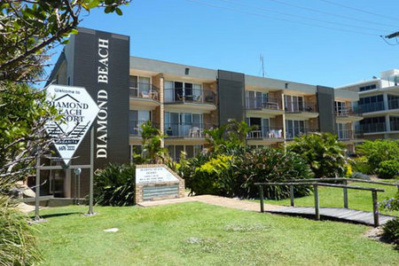 Diamond Beach Resort - Accommodation Coffs Harbour