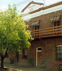 The Old Exchange Bed And Breakfast - Accommodation Coffs Harbour