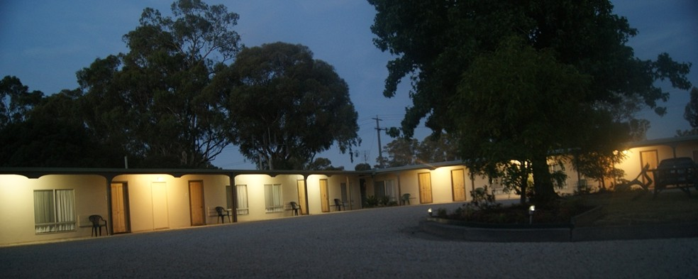 Euroa Motor Inn - Accommodation Coffs Harbour