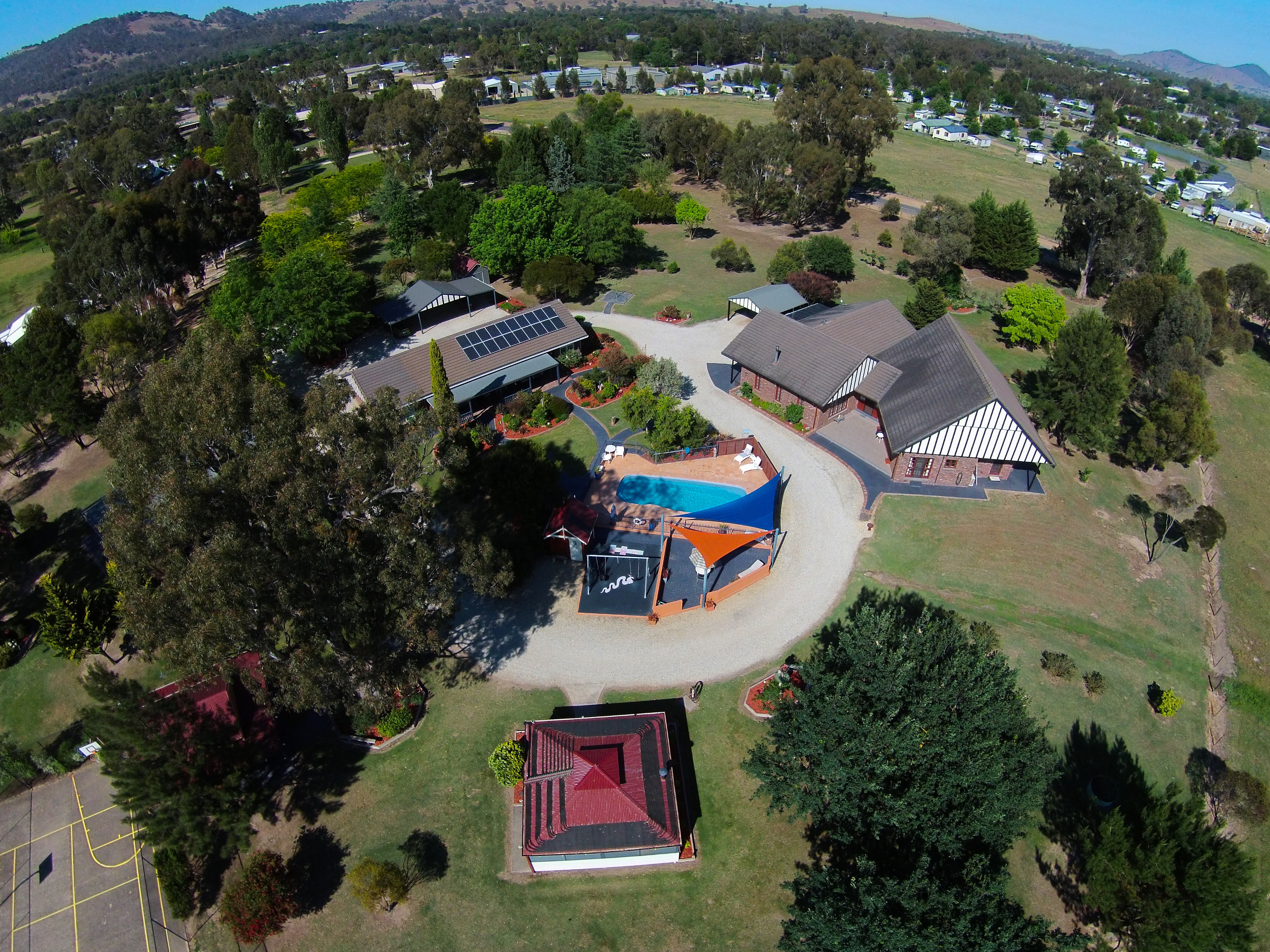 Greenvale Holiday Units - Accommodation Coffs Harbour