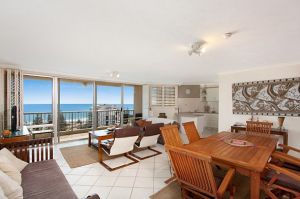 Rainbow Commodore Holiday Apartments - Accommodation Coffs Harbour