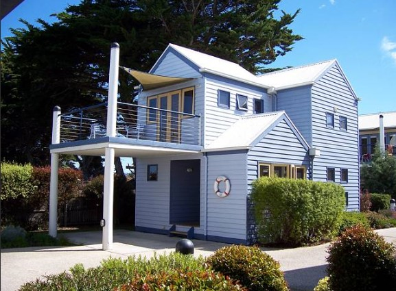 Rayville Boat Houses - Accommodation Coffs Harbour