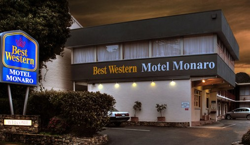 Best Western Motel Monaro - Accommodation Coffs Harbour
