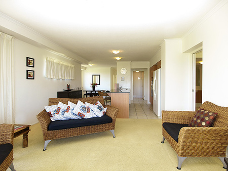 Oaks Seaforth Resort - Accommodation Coffs Harbour