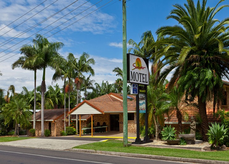 Byron Sunseeker Motel - Accommodation Coffs Harbour
