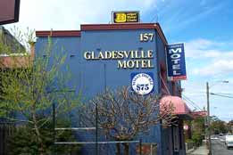 Gladesville Motel - Accommodation Coffs Harbour