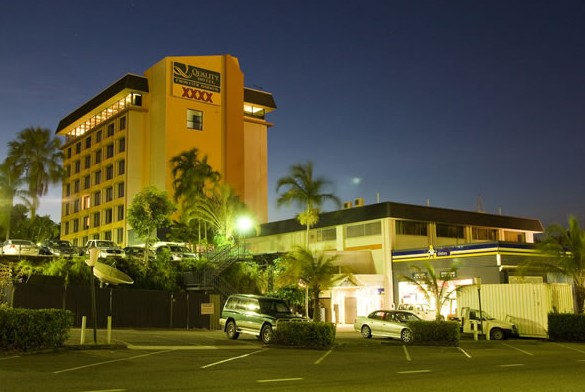 Quality Hotel Frontier Darwin - Accommodation Coffs Harbour