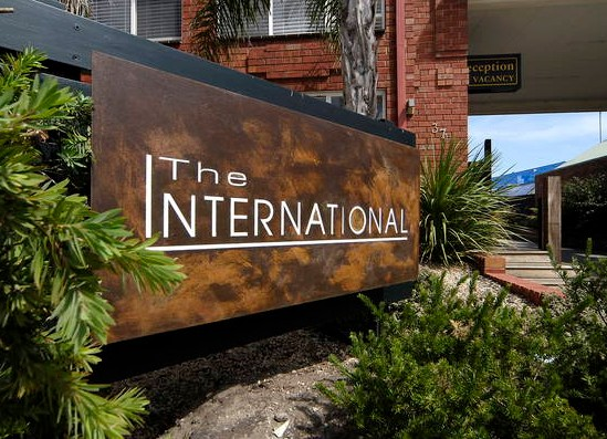 Comfort Inn The International - Accommodation Coffs Harbour