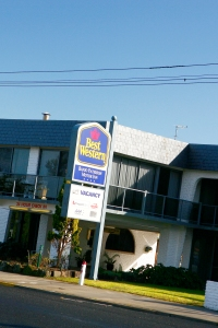 Best Western Banjo Paterson Motor Inn - Accommodation Coffs Harbour