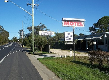 Sudden Comfort Motel - Accommodation Coffs Harbour