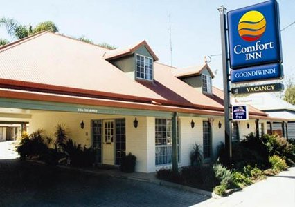Comfort Inn Goondiwindi - Accommodation Coffs Harbour