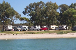 Streaky Bay Foreshore Tourist Park - Accommodation Coffs Harbour