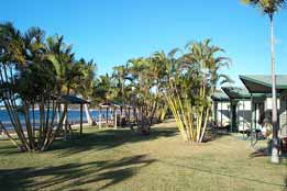 BIG4 Bowen Coral Coast Beachfront Holiday Park - Accommodation Coffs Harbour