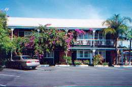 Mineral Sands Motel - Accommodation Coffs Harbour